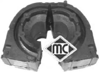 Втулка стабилизатора на SKODA OCTAVIA A5 METALCAUCHO 04861.