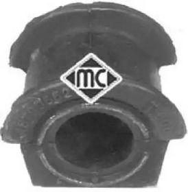 Втулка переднього стабілізатора METALCAUCHO 04956.