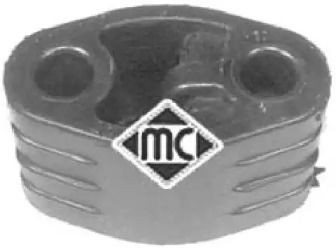 Кронштейн глушника METALCAUCHO 05096.