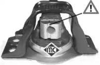 Права подушка двигуна METALCAUCHO 05101.