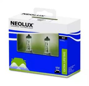 Лампа фари на Мерседес ГЛК  NEOLUX® N499LL-SCB.