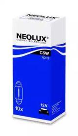 Лампа розжарювання, гальмо / габаритний вогонь NEOLUX® N239.