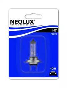 Лампа фары на Шкода Октавия А5 NEOLUX® N499-01B.