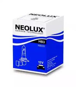 Лампа фары на Крайслер Пт крузер 'NEOLUX® N9005'.