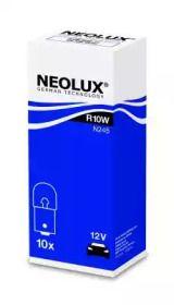 Лампа розжарювання, ліхтар освітлення номерного знака 'NEOLUX® N245'.