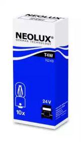 Лампа розжарювання, стоянкові вогні / габаритні ліхтарі NEOLUX® N249.