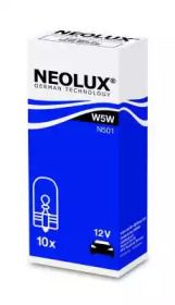 Лампа розжарювання, Освітлення салону NEOLUX® N501.