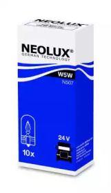 Лампа розжарювання, ліхтар покажчика повороту NEOLUX® N507.