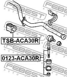 FEBEST 0123-ACA30R