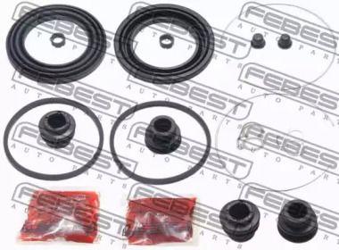 Ремкомплект переднего тормозного суппорта 'FEBEST 0175-ZZE150F'.