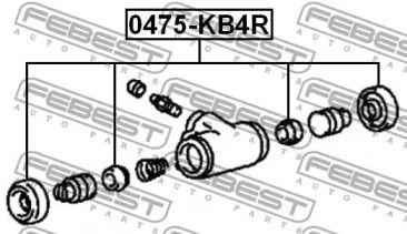 FEBEST 0475-KB4R
