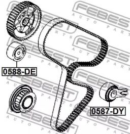 FEBEST 0587-DY