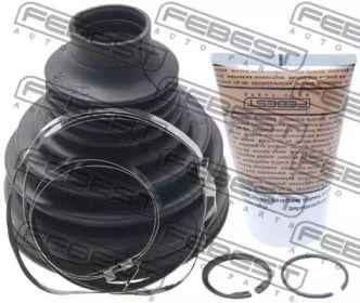 Комплект пыльника ШРУСа на Шкода Октавия А5 'FEBEST 1715-Q5LHT'.
