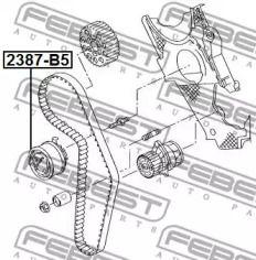 FEBEST 2387-B5