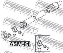 FEBEST ASM-81