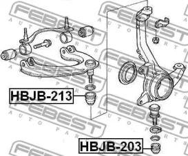 FEBEST HBJB-203