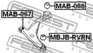 FEBEST MAB-066