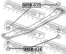 FEBEST MSB-035
