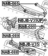 FEBEST NBJB-V35UP