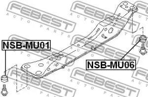 FEBEST NSB-MU06