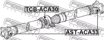 FEBEST TCB-ACA30