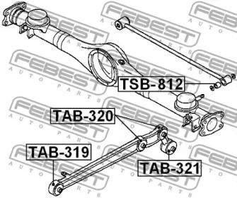 FEBEST TSB-812