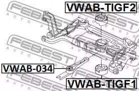 FEBEST VWAB-034