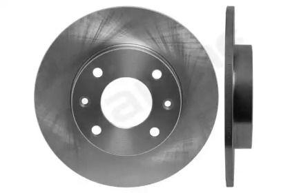 Передний тормозной диск 'STARLINE PB 1002'.