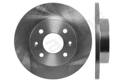 Передний тормозной диск на Рено Сандеро 'STARLINE PB 1003'.