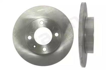 Передний тормозной диск на VOLKSWAGEN DERBY 'STARLINE PB 1004'.