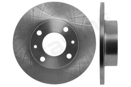 Передний тормозной диск на LANCIA PRISMA 'STARLINE PB 1021'.