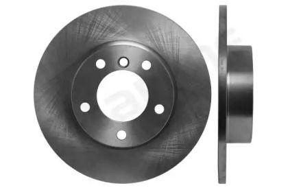 Передний тормозной диск на БМВ З3 'STARLINE PB 1027'.