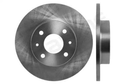 Тормозной диск на FIAT IDEA 'STARLINE PB 1033'.