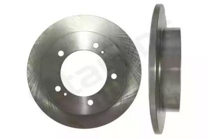 Передний тормозной диск на SUZUKI SAMURAI 'STARLINE PB 1110'.