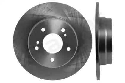 Задний тормозной диск на Мерседес Е класс 'STARLINE PB 1190'.