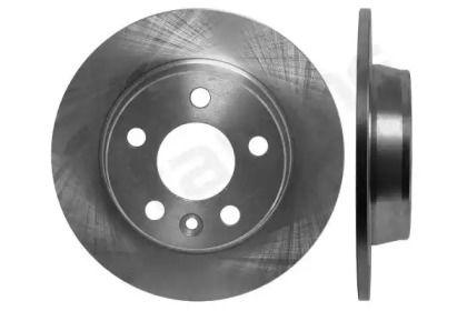 Задний тормозной диск на SEAT ALHAMBRA 'STARLINE PB 1216'.