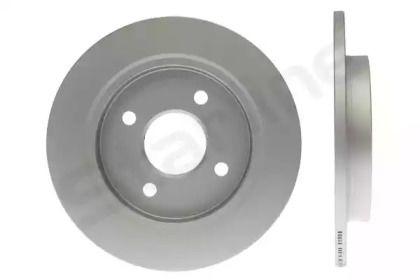 Задний тормозной диск на Форд Фиеста 'STARLINE PB 1276C'.