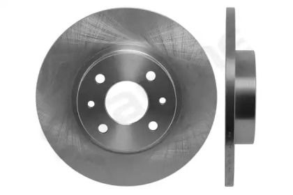 Передний тормозной диск на LANCIA YPSILON 'STARLINE PB 1277'.