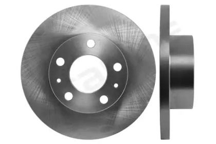 Передний тормозной диск на Фиат Дукато 'STARLINE PB 1292'.