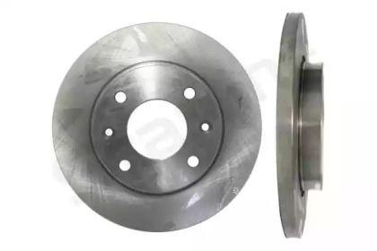Передний тормозной диск на CITROEN XSARA 'STARLINE PB 1338'.