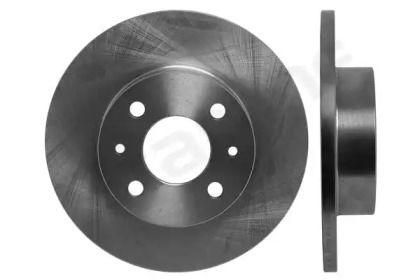 Передний тормозной диск на FIAT FIORINO 'STARLINE PB 1339'.
