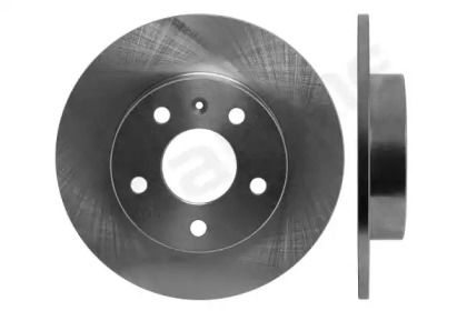 Задний тормозной диск на OPEL CORSA 'STARLINE PB 1392'.