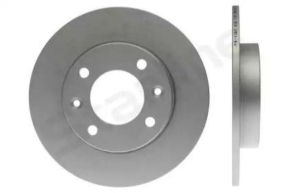 Задний тормозной диск на CITROEN C4 'STARLINE PB 1429C'.