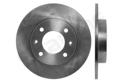 Задний тормозной диск на Ситроен С4 'STARLINE PB 1429'.