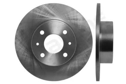 Задний тормозной диск на Лянча Тема 'STARLINE PB 1470'.