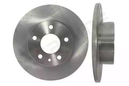 Задний тормозной диск на ALFA ROMEO 156 'STARLINE PB 1471'.