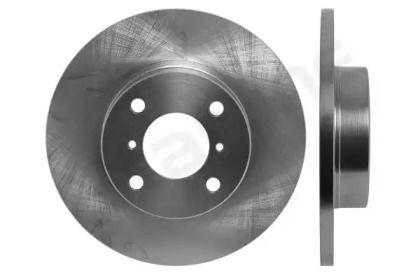 Задний тормозной диск на OPEL AGILA 'STARLINE PB 1483'.