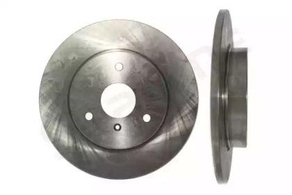 Передний тормозной диск на Смарт Форту 'STARLINE PB 1484'.