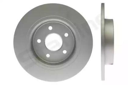 Задний тормозной диск на VOLVO S40 'STARLINE PB 1489C'.