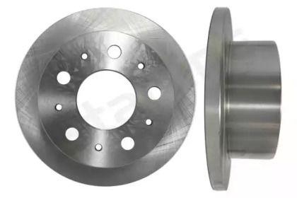 Задний тормозной диск на Фиат Дукато 'STARLINE PB 1497'.